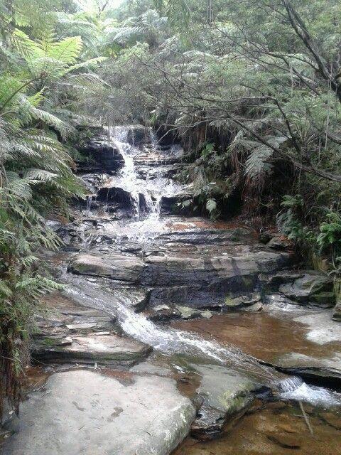 Cascades @ Leura, NSW