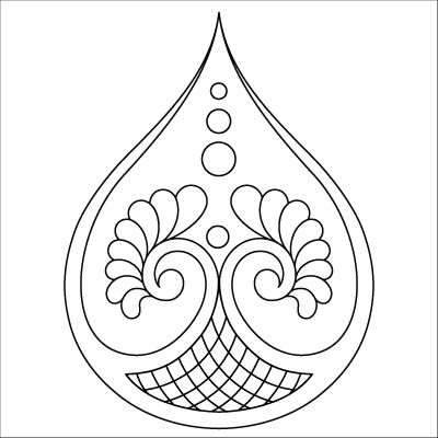Image Detail for - Stone House Quilting: Shop   Category: Blocks   Product: Swan's ...