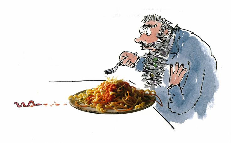 Wormy Spaghetti recipe (From Roald Dahl's The Twits). This recipe is sure to go down a treat with kids big and little this Halloween,