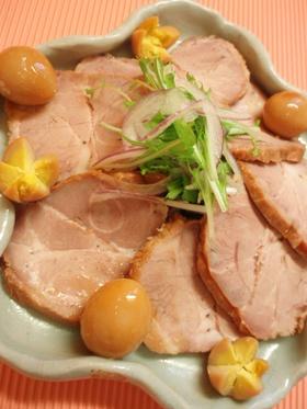 1人用土鍋で簡単煮豚♪