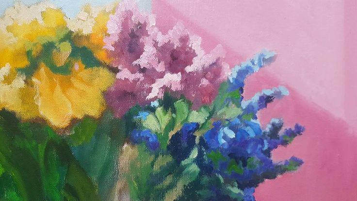 """좋아요 31개, 댓글 1개 - Instagram의 RyungA Kim (VANADU)(@vanavanadu)님: """"#art #artwork #fineart #flower #VANADU #study #conceptart #concept #oilpainting #illustrator…"""""""
