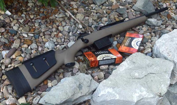 Review: Savage Arms .308 Model 11 Scout RifleLoading that magazine is a pain! Get your Magazine speedloader today! http://www.amazon.com/shops/raeind