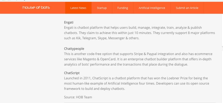 Engati has once more been voted among the 7 best chatbot platforms to build your bot. Lets Engati!!! www.engati.com #chatbots #bot #ai #machinelearning #artificialintelligence #shopping #tech #shoppingbot #engati #Bot_Innovation #createbo