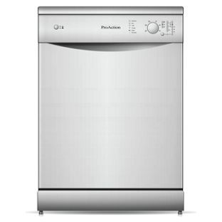 Buy ProAction PRFS126W Freestanding Full Size Dishwasher - White at Argos.co.uk, visit Argos.co.uk to shop online for Dishwashers