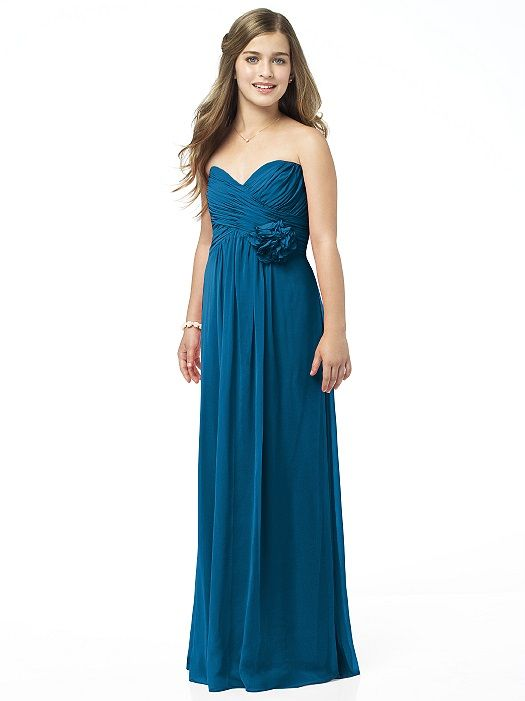 Dessy Collection Junior Bridesmaid JR508 http://www.dessy.com/dresses/junior-bridesmaid/jr508/#.VS76f_mjOm4