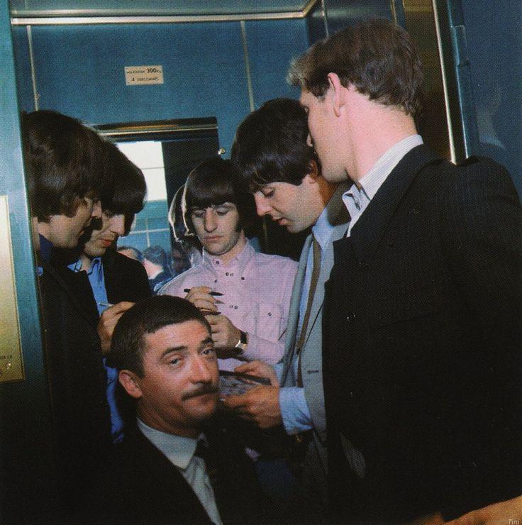 22 июня 1965, Лион. Нейл Аспиналл