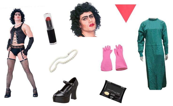 Frank N Furter Costume Tutorial
