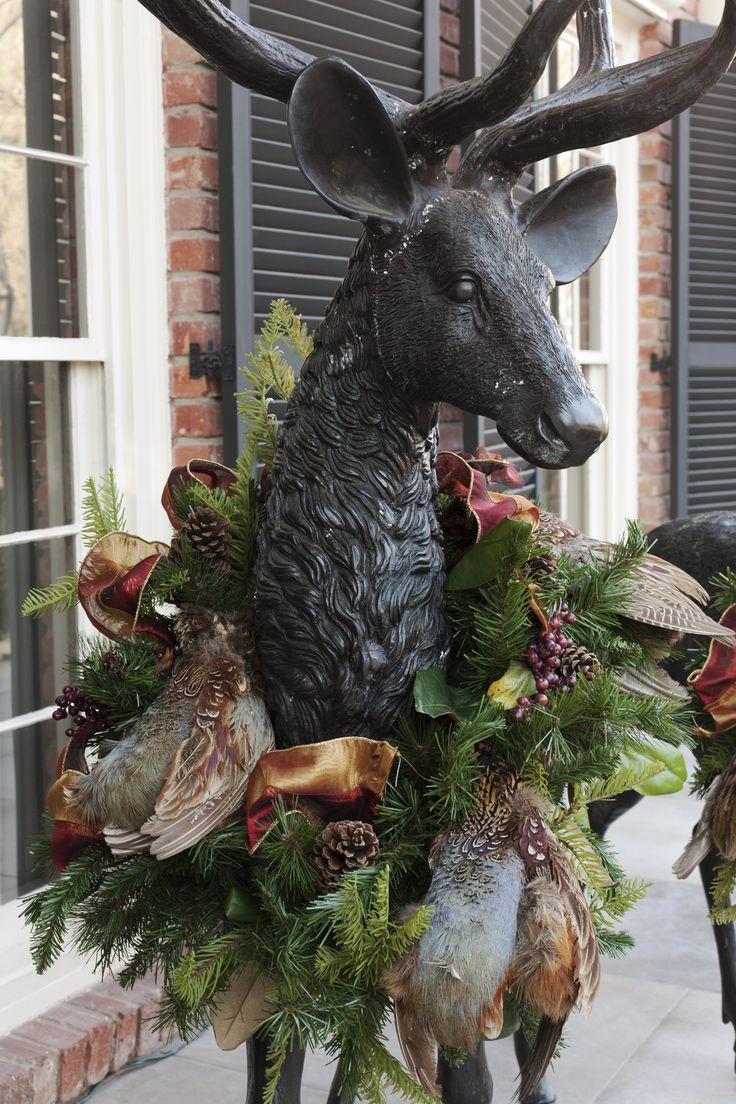 Christmas christmas ideas pinterest for Front yard decor