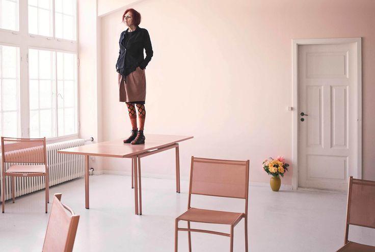 Kirsten Dehlholm, hotel pro forma