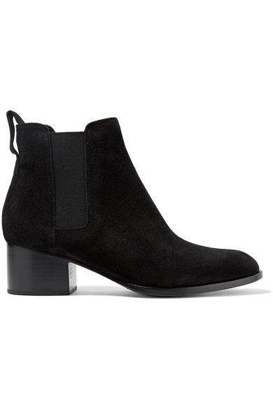 rag & bone - Walker Ii Suede Chelsea Boots - Black