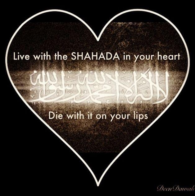 Islam shahada