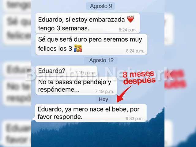 Badabun: 5 conversaciones por whatsapp de Ex novios que terminaron odiándose. No creerás la #3