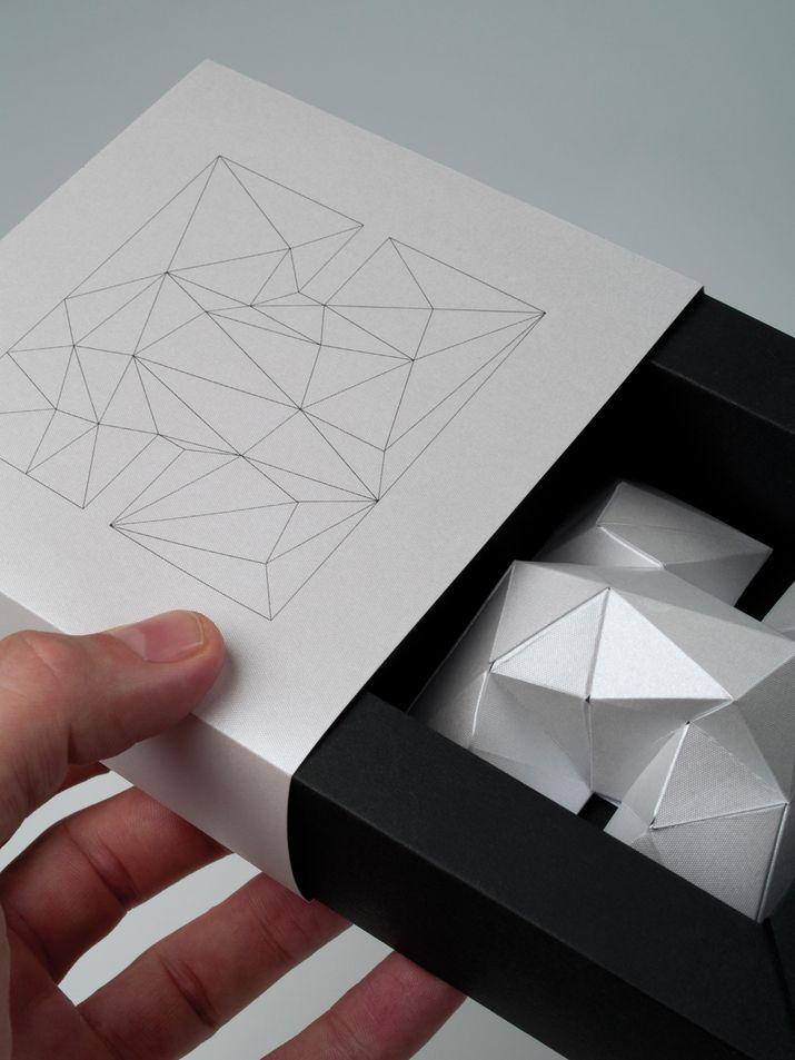 Type kit, polyhedral typeface.