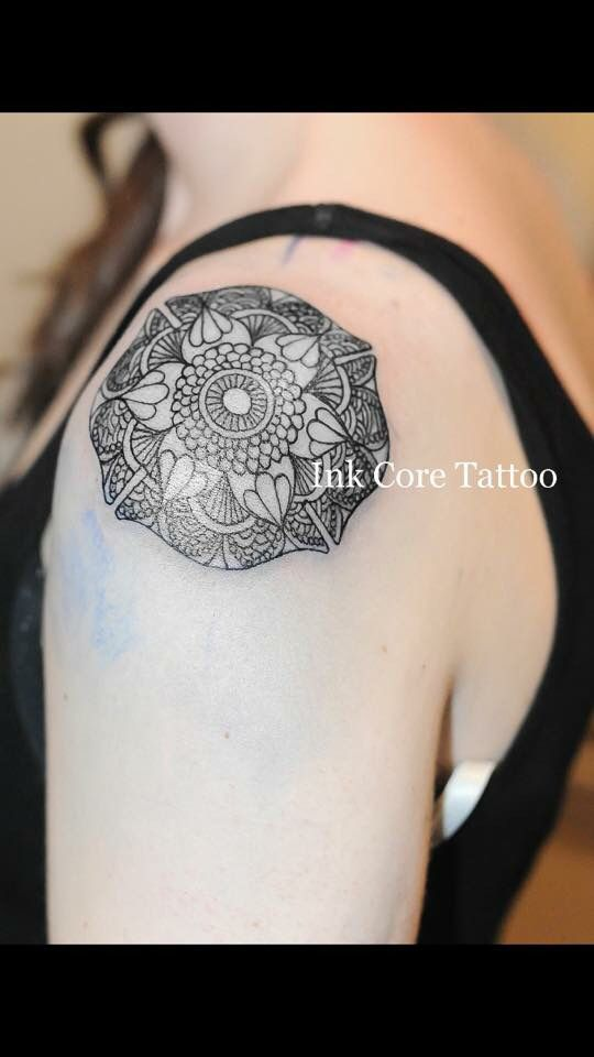 Maltese cross idea