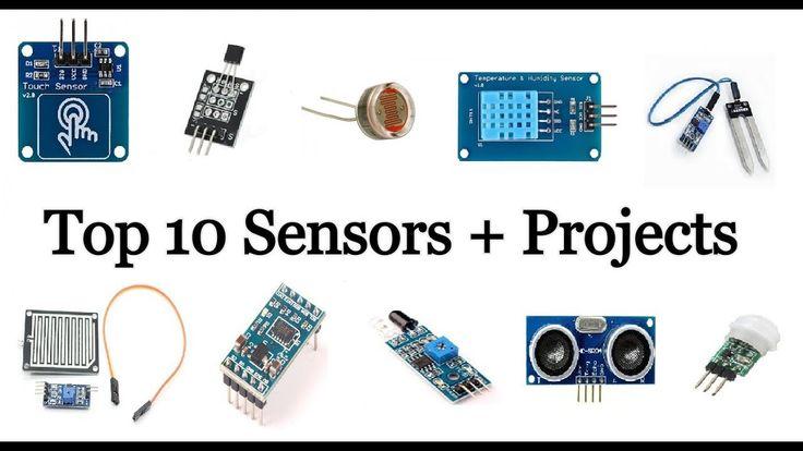 Best arduino sensors ideas on pinterest
