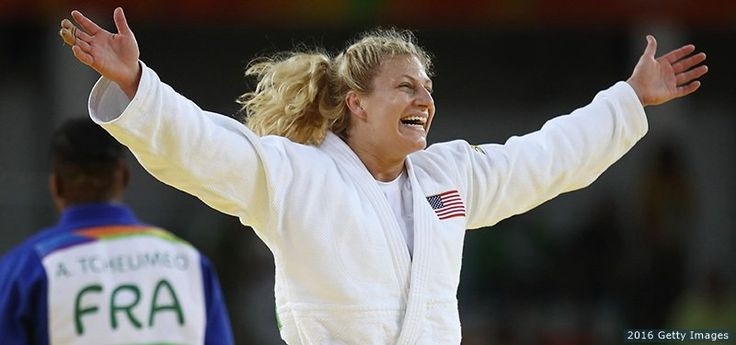U.S. Olympic Team ‏@TeamUSA  Aug 11 It was an legendary career for two-time Olympic Champion, @Judo_Kayla! 🇺🇸  http://go.teamusa.org/2ba2SVI