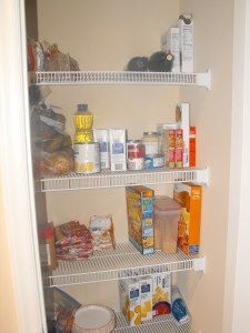 Organize Your Pantry - A Printable List of Pantry Essentials