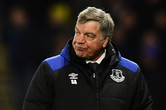 'He's done his job'  Everton should look to replace Sam Allardyce in the summer says former Toffees striker