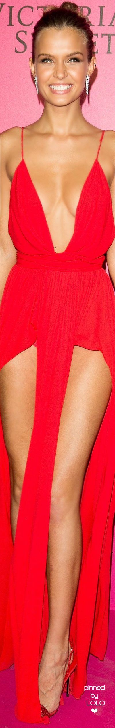 Josephine Skriver 2016 Victoria Secret Fashion Show After Party | LOLO❤︎