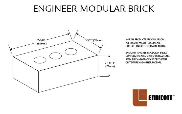 modular brick dimensions pdd project development and. Black Bedroom Furniture Sets. Home Design Ideas