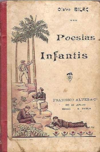 Poesias infantis, Olavo Bilac