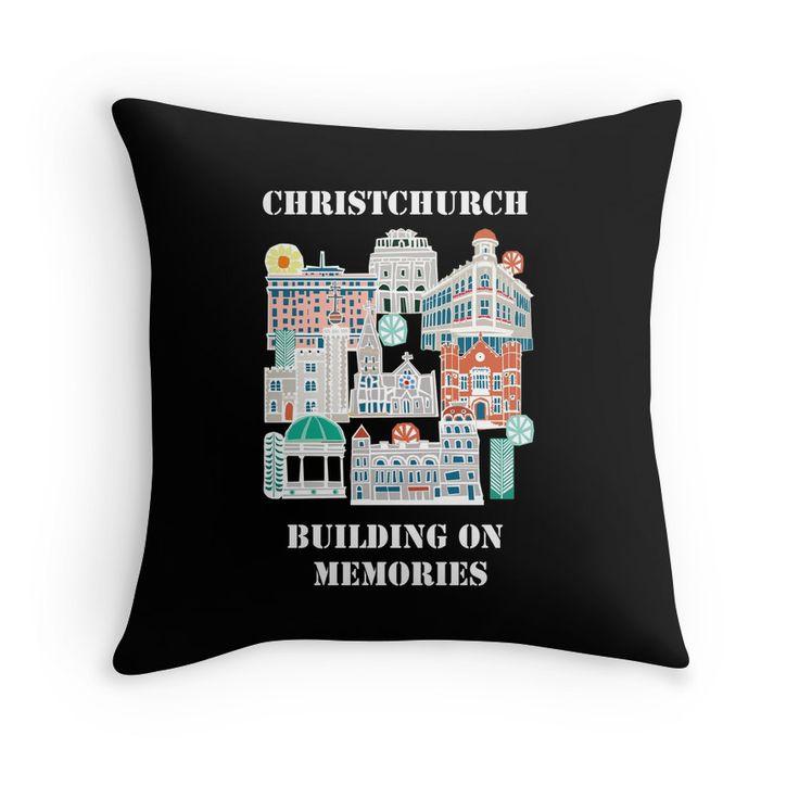 Christchurch - Built on memories