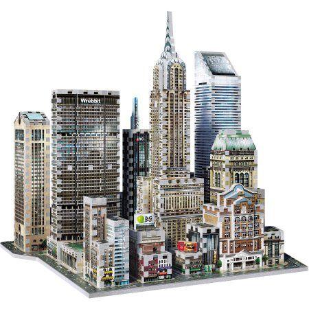 Wrebbit 3D 2010 Midtown East New York Puzzle