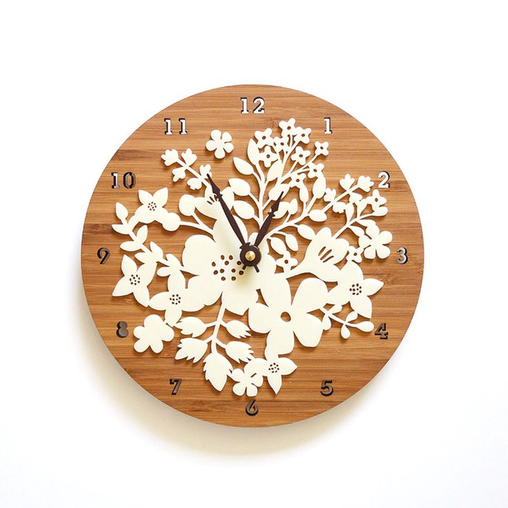 Perfect Gift for Mom Sister Friends Wedding - Flower Wall Decor - Bouquet Clock by decoylab on Etsy https://www.etsy.com/listing/150555813/perfect-gift-for-mom-sister-friends