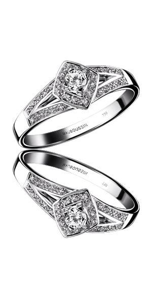 Love My Love ring Mauboussin