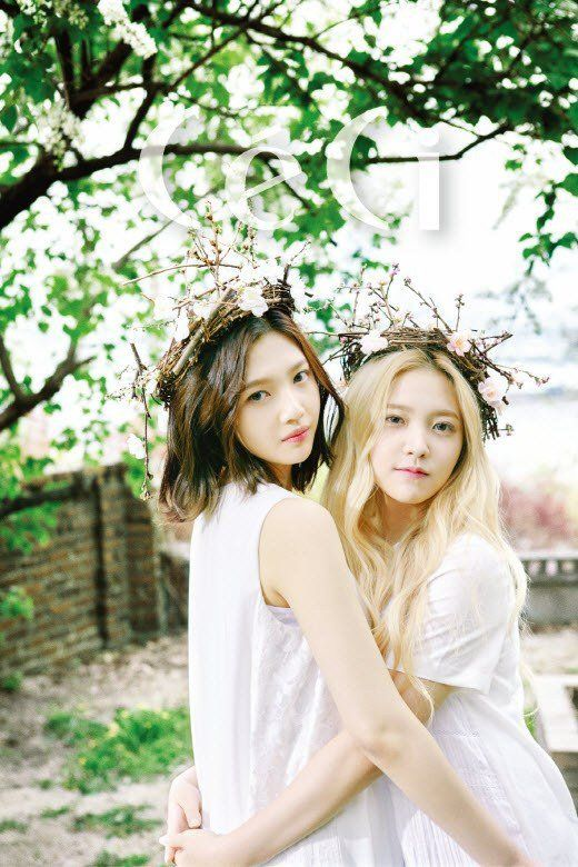 """CeCi"" Magazine Releases Teaser Photos of Seventeen and Red Velvet | Koogle TV"