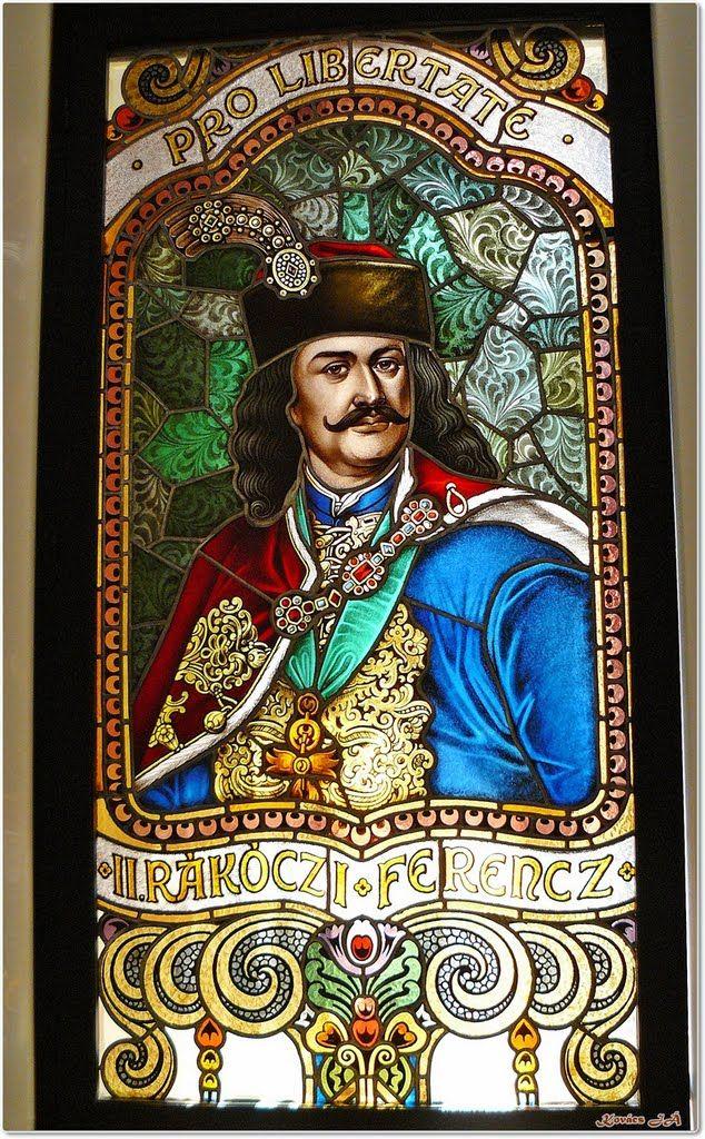Ferenc Rakoczi ll (1676-1735)