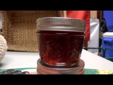 JamBusters Video #8 - Spicy Tequila/Pomberry Jellies