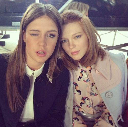 Adele exarchopoulos lea seydoux blue is the warmest color 6