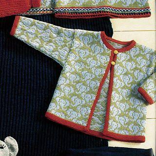 Jakke med elefanter pattern by Lene Holme Samsøe