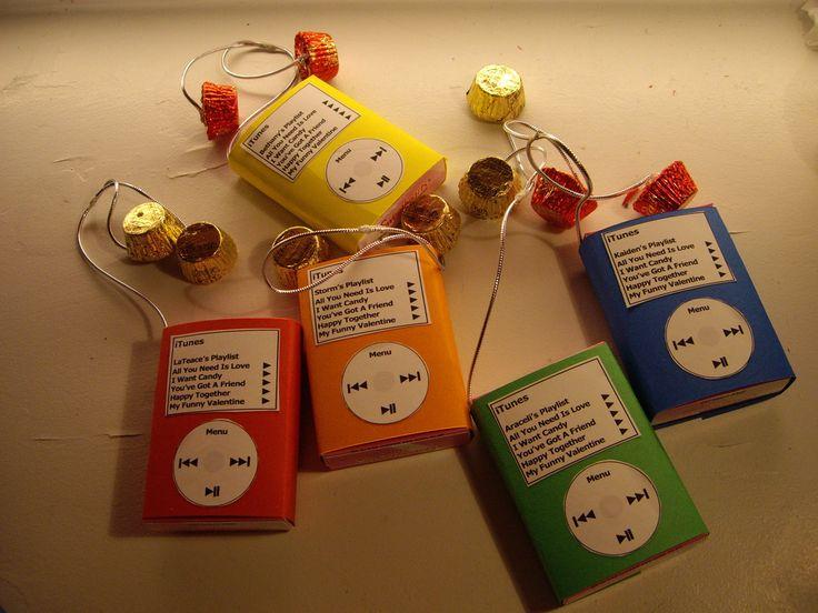 iPod Valentines