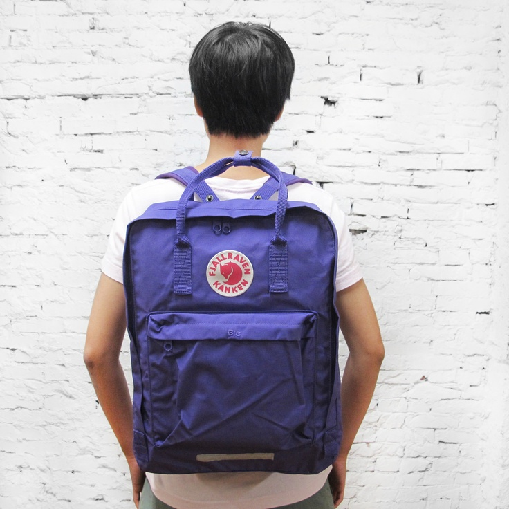 kanken big backpack review
