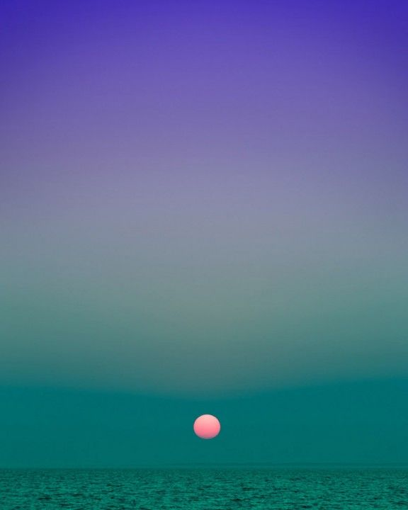 Love the colors. photo by Eric Cahan: Sky, Ericcahan, Sunsets, Blue Green, The Ocean, Colors Palettes, New York, Eric Cahan, Photo