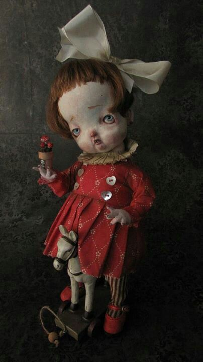 Art Doll! Julien Martinez