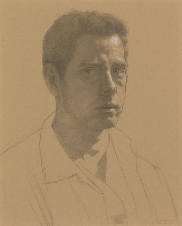jacob collins | jacob collins self portrait 11x9 jacob collins is certainly one of the ...