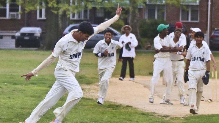 The forgotten history of cricket in the USA - Quartz