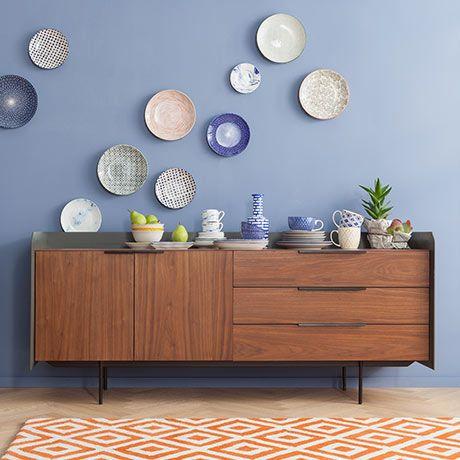 Das Moderne Sideboard Stil Design. die besten 25+ sideboard dekor ...