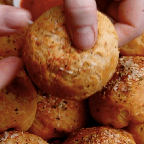 See what we did there? | Get Ready To Shock Everyone With These Pizza Bombs At Your Next Party