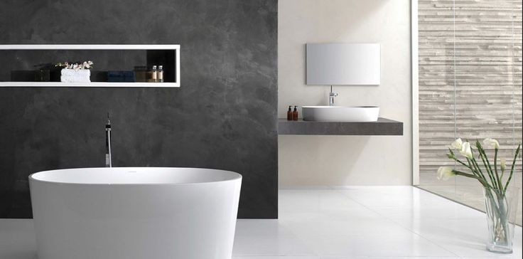 dark-gray-bathroom-tile