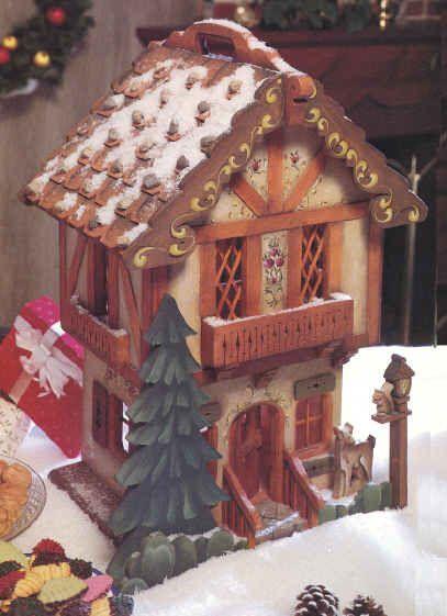 Bayerische Haus & Möbel Holzbearbeitungspläne