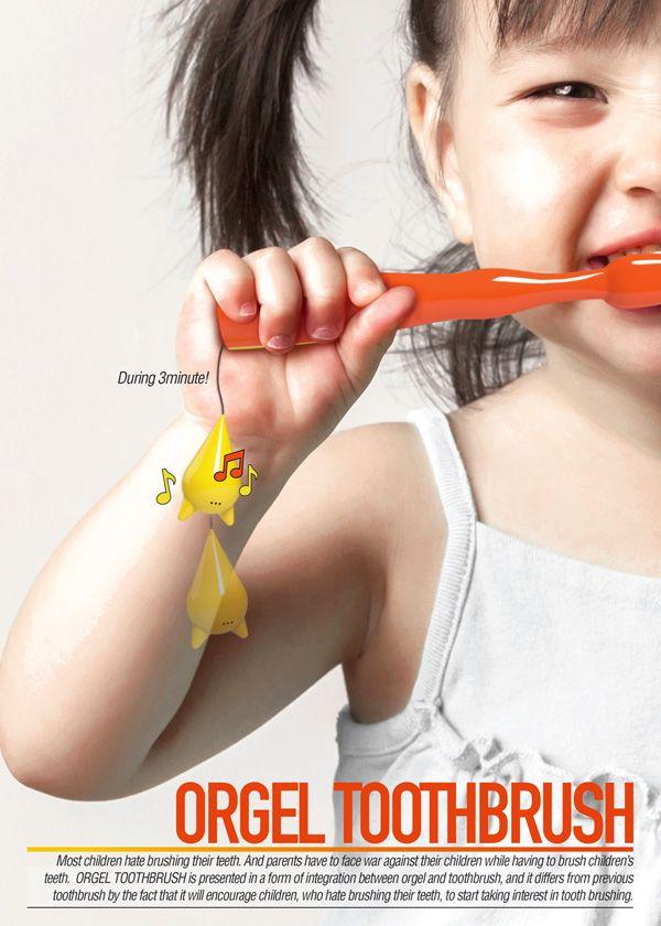 Squeaky Clean Teeth | Yanko Design