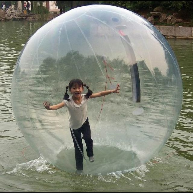 Giant Water Ball