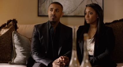 Marques Houston Talks Starring In New Film 'Will To Love' With Keisha Knight Pulliam