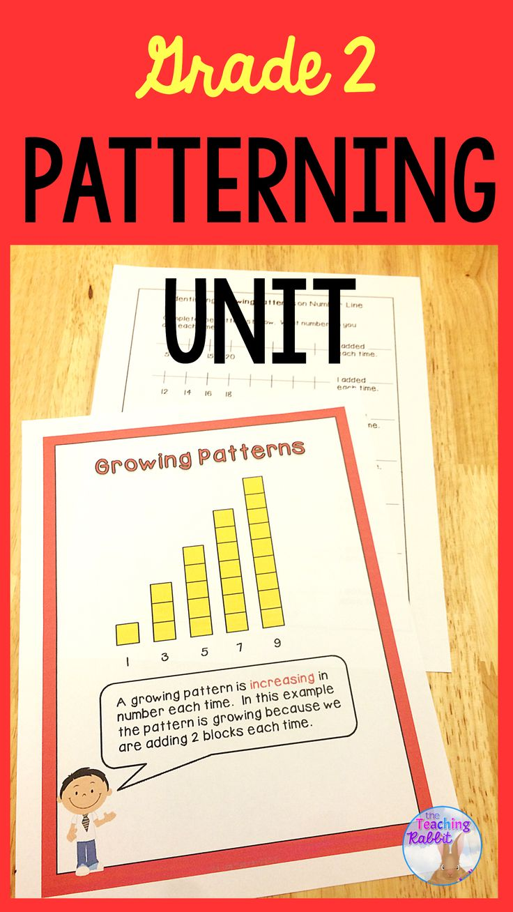 Best 25 number patterns worksheets ideas on pinterest number patterning unit for grade 2 ontario curriculum robcynllc Image collections