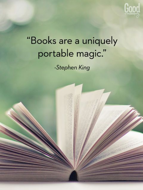 If you're always reading a book (or three), these quotes are for you.