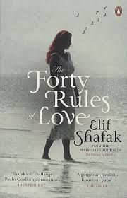 the forty rules of love google my blog